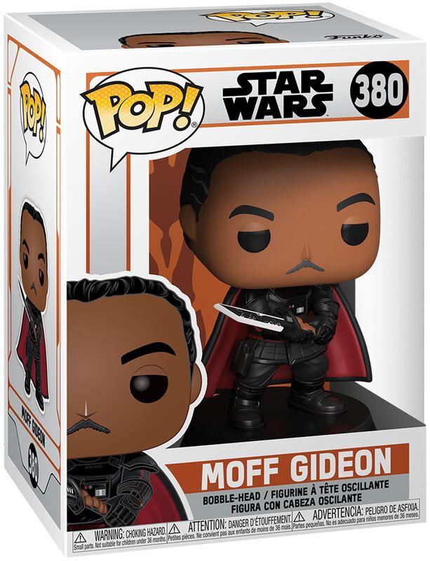 Figura vinilo The Mandalorian - Moff Gideon 380