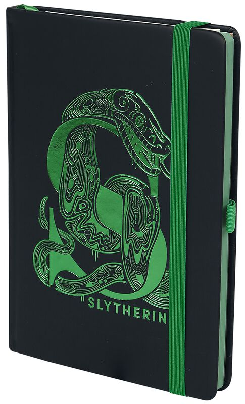 Slytherin - Cuaderno Premium
