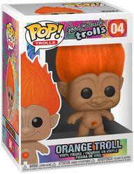 Figura Vinilo Orange Troll 04