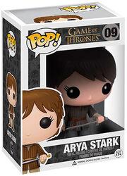 Figura Vinilo Arya Stark 09
