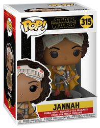Figura Vinilo Episode 9 - The Rise of Skywalker - Jannah 315