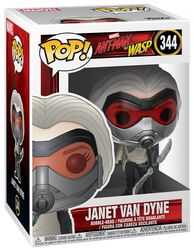 Figura Vinilo Ant-Man and The Wasp - Janet Van Dyne 344