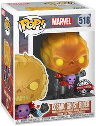 Figura Vinilo Cosmic Ghost Rider 518