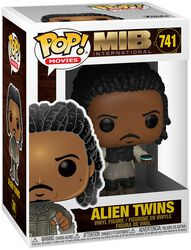 Figura Vinilo International - Alien Twins 741
