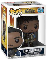 Figura Vinilo Erik Killmonger (posible Chase ) 278