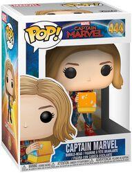 Figura Vinilo Captain Marvel 444