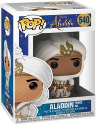 Figura Vinilo Aladdin Prince Ali 540