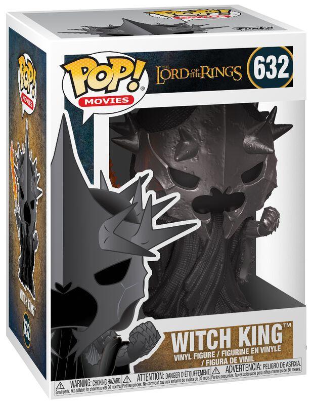 Figura Vinilo Witch King 632