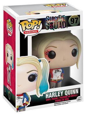 Figura Vinilo Harley Quinn 97