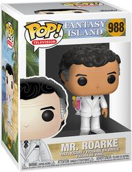 Figura vinilo Mr. Roarke 988