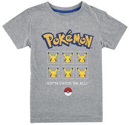 Kids - Pikachu Faces