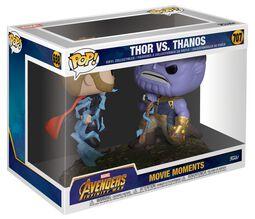 Figura Vinilo Thor vs.Thanos (Movie Moments) 707
