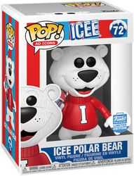 Figura Vinilo Ad Icons: Icee Polar Bear (Funko Shop Europe) 72
