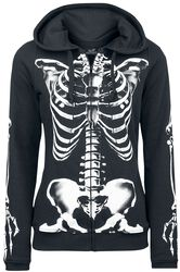 Sudadera Skeleton