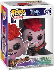 Figura Vinilo World Tour - Queen Barb 879