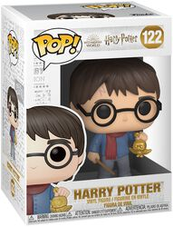 Figura vinilo Harry Potter (Holiday) 122