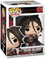 Figura Vinilo Trevor Belmont 579