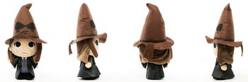 SuperCute Plush: Hermione with Sorting Hat