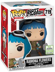 Scott Pilgrim vs. the World Figura Vinilo ECCC 2019 - Ramona Flowers (Funko Shop Europe) 719
