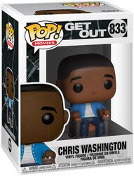 Figura Vinilo Chris Washington 833