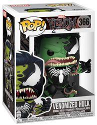 Figura Vinilo Venomized Hulk 366