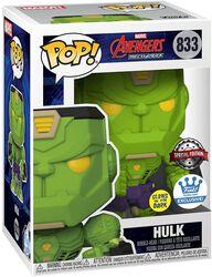 Figura vinilo Mech Hulk (Funko Shop Europe) (Glow in the Dark) 833