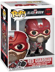 Figura Vinilo Red Guardian 608