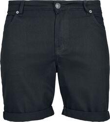 5 Pocket Slim Fit Denim Shorts