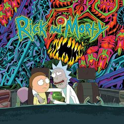Rick And Morty - The Rick And Morty Soundtrack