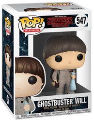 Figura Vinilo Ghostbuster Will 547