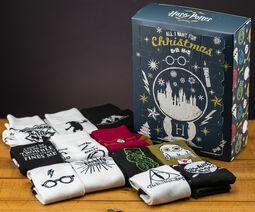 Calendario de adviento Hogwarts Socks Christmas 2020