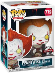 Figura Vinilo Chapter 2 - Pennywise with Beaver Hat 779