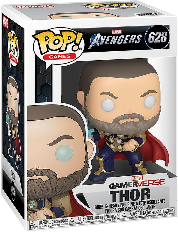 Figura Vinilo Thor 628