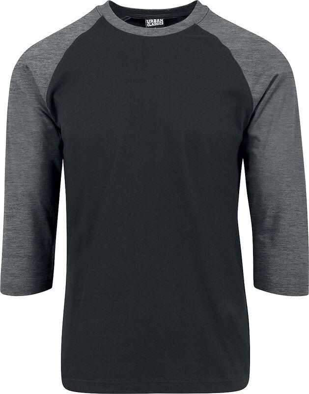 Camiseta Raglan Mangas 3/4