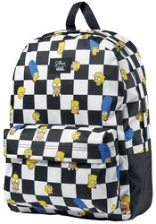 The Simpsons - Old Skool III Backpack - Family