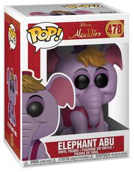 Figura Vinilo Elephant Abu 478