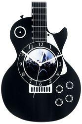 Reloj de Pared Acrílico Guitar