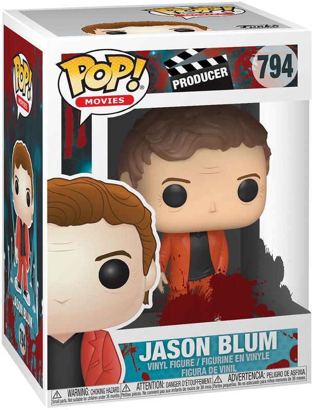 Figura Vinilo Jason Blum 794