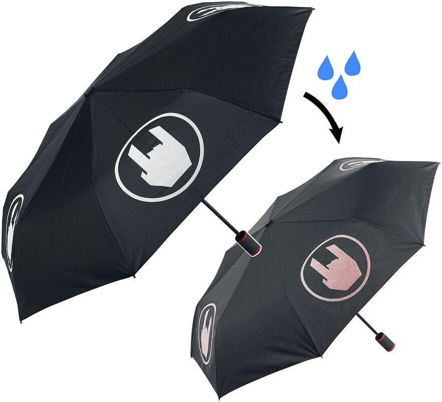 Colour-Change Umbrella