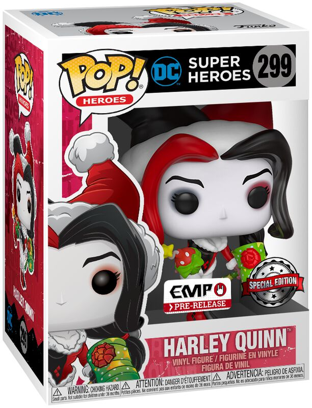 Figura Vinilo Harley Quinn 299