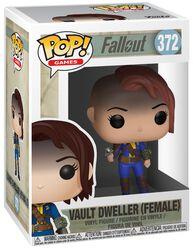 Figura Vinilo Vault Dweller (Female) 372
