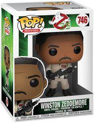 Figura Vinilo Winston Zeddemore 746