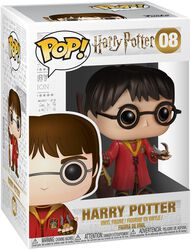 Figura Vinilo Harry Potter (Quidditch) 08