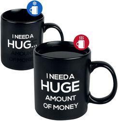 I Need A Hug - Taza efecto térmico I Need A Hug - Taza efecto térmico