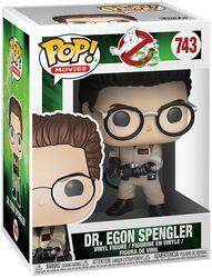 Figura Vinilo Dr. Egon Spengler 743