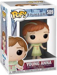 Figura Vinilo Young Anna 589