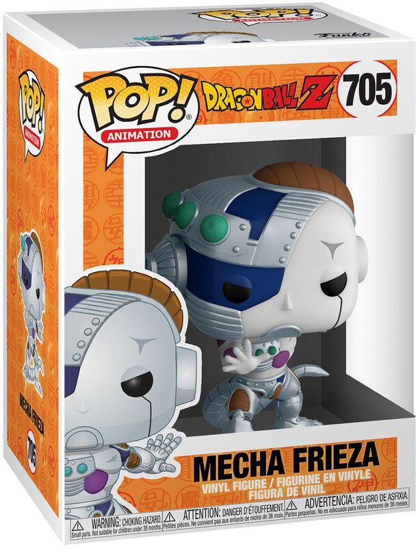 Figura vinilo Z - Mecha Frieza 705