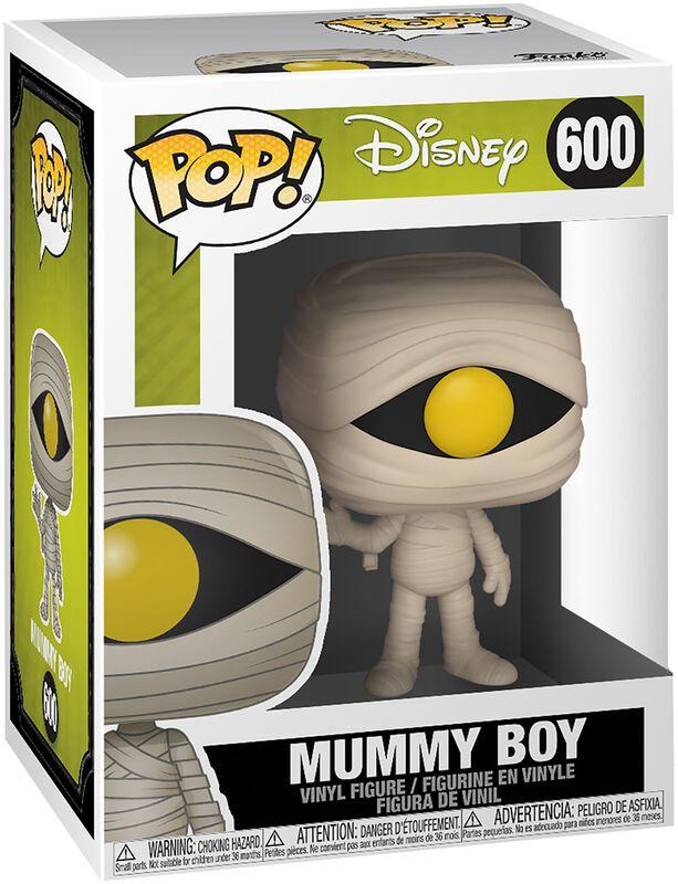 Figura Vinilo Mummy Boy 600