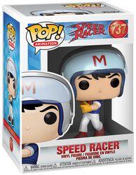 Speed Racer Figura Vinilo Speed Racer (posible Chase) 737