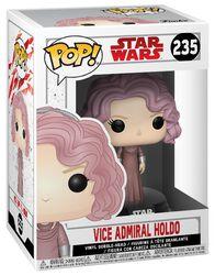 Figura Vinilo Episode 8 - The Last Jedi - Vice Admiral Holdo Bobble-Head 235